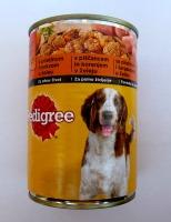 pedigree 400 gr pile sargarepa