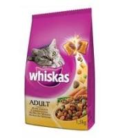 whiskas pile