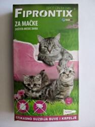 fiprontix za mace