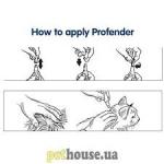 kako naneti profender