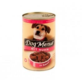 dog menu pile nova
