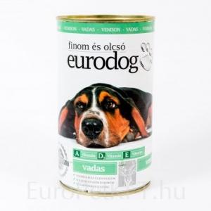 eurodog konzerva divljac