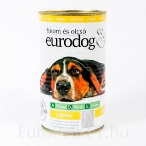 eurodog konzerva pile dobra